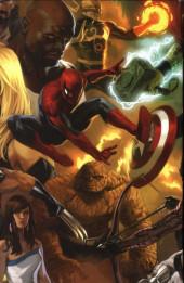 Verso de Marvel Events -2015- Marvel events avengers