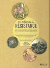 Verso de Les enfants de la Résistance -2a17- Premières répressions