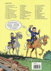 Verso de Les tuniques Bleues -13b1999- Les bleus dans la gadoue