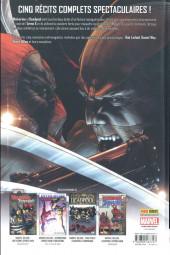 Verso de Wolverine vs. Deadpool - Le loup sort du bois