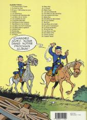 Verso de Les tuniques Bleues -23a1991- Les cousins d'en face
