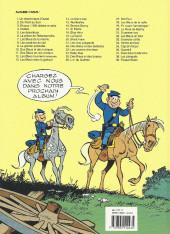 Verso de Les tuniques Bleues -24a1997- Baby blue