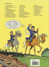 Verso de Les tuniques Bleues -26a1995- L'or du Québec