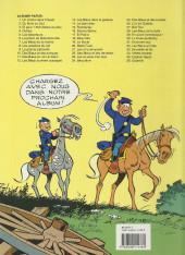 Verso de Les tuniques Bleues -27a1994- Bull run