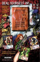 Verso de Wildstorm! (1995) -1- Wildstorm! #1