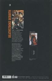 Verso de Deathstroke Rebirth -1- Le Professionnel
