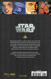 Verso de Star Wars - Légendes - La Collection (Hachette) -6139- Dark Times - IV. Traversée du désert