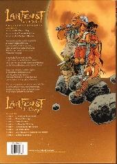 Verso de Lanfeust des Étoiles -3- Les sables d'Abraxar