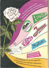 Verso de Linda (Arédit) -58- Les garçons ne sont pas malins