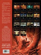 Verso de L'histoire secrète -3a2008- Le Graal de Montségur