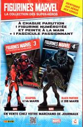 Verso de Deadpool (Marvel France 5e série - 2017) -10- Pas de quoi rire