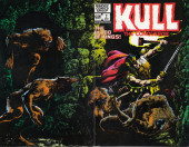 Verso de Kull the Conqueror Vol.2 (Marvel comics - 1982) -2- The blood of the kings