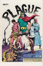 Verso de Kull the Conqueror Vol.3 (Marvel comics - 1983) -3- Dead men of the deep