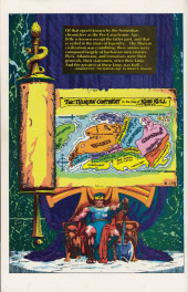 Verso de Kull the Conqueror Vol.3 (Marvel comics - 1983) -4- A season of black death