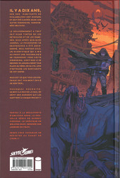 Verso de Oblivion Song -1- Tome 1