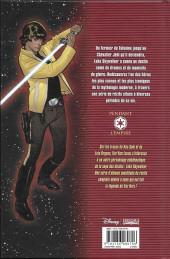 Verso de Star Wars - Icones -3a- Luke skywalker
