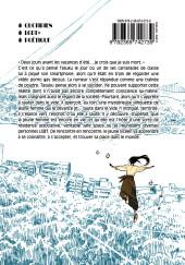 Verso de Éclat(s) d'âme -1- Tome 1
