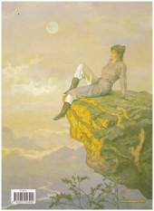 Verso de Le moine fou -INT2a09- Poussière de vie