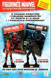 Verso de Avengers (Marvel France - 2017) -9- Secret Empire