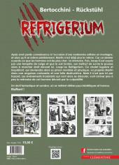Verso de Refrigerium