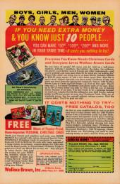 Verso de Daredevil Vol. 1 (Marvel - 1964) -43- In Combat with Captain America