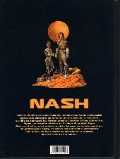 Verso de Nash -8- La guerre des rouges