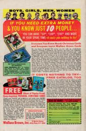 Verso de Daredevil Vol. 1 (Marvel - 1964) -44- I, murderer!