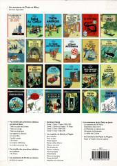 Verso de Tintin -2- Tintin au Congo