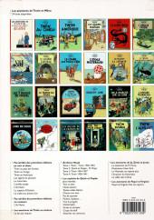 Verso de Tintin -4- Les cigares du pharaon