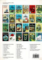 Verso de Tintin -5- Le lotus bleu