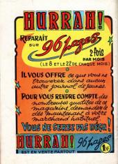 Verso de Mousquetaire (Éditions Mondiales) -42- Numéro 42