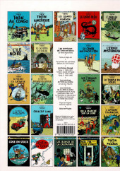 Verso de Tintin -6- L'oreille cassée