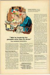 Verso de Sgt. Fury and his Howling Commandos (Marvel - 1963) -41-