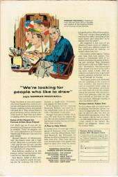 Verso de Sgt. Fury and his Howling Commandos (Marvel - 1963) -42-