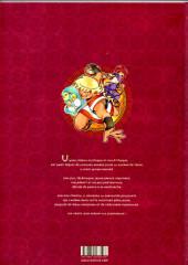 Verso de Télémaque (Toussaint/Ruiz) -1- À la recherche d'Ulysse