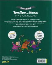Verso de Tom-Tom et Nana (Le meilleur de) -7- Vive les génies, debout les ramollis !