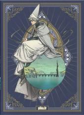 Verso de L'atelier des sorciers -1TL- Volume 1