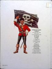Verso de Barbe-Rouge -17a82- Le vaisseau de l'Enfer