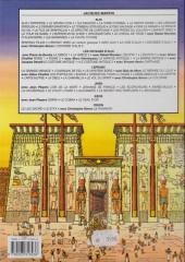 Verso de Kéos -3a1999- Le veau d'or