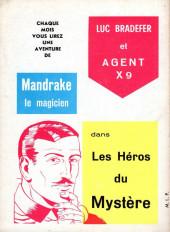 Verso de Les héros de l'aventure (Classiques de l'aventure, Puis) -38- Le Fantôme : L'histoire de la chaîne