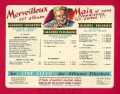 Verso de Sylvain et Sylvette (01-série : albums Fleurette) -10- Aux prises avec les bêtes sauvages