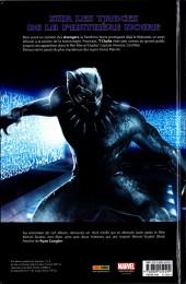Verso de Black Panther - Le Prologue du film