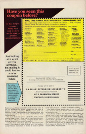 Verso de Daredevil (1964) -123- Holocaust in the halls of hydra