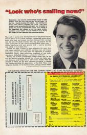 Verso de Daredevil (1964) -131- Watch out for Bullseye. He never misses