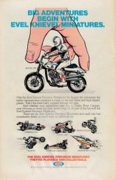 Verso de Daredevil Vol. 1 (Marvel - 1964) -141- Target: Death