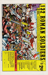 Verso de Daredevil Vol. 1 (Marvel - 1964) -169- Devils