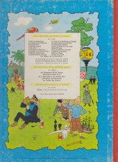 Verso de Jo, Zette et Jocko (Les Aventures de) -1B34- Le testament de M. Pump
