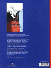 Verso de Tintin - Divers -Cat- Tintin, Haddock et les bateaux