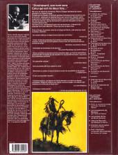 Verso de Celui qui est né deux fois / Red road -2a85- La danse du soleil