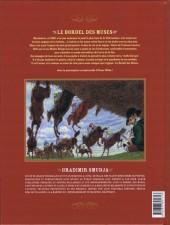 Verso de Le bordel des muses / Le Cabaret des muses -1- Au Moulin-Rouge